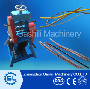 Dia.10-120mm Outsourcing rubber cable stripping machine