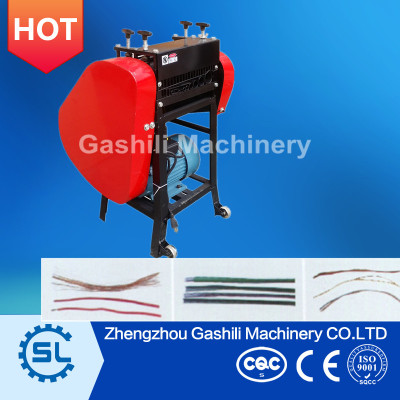 Dia.1.5-40mm widely used scrap wire stripping machine