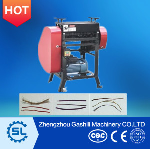 Automatic stripping machine for electrical wire