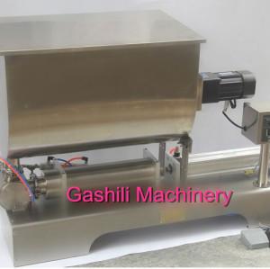 Bean paste/Chilli paste filling machine with mixer