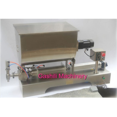 Bean paste/Chilli paste filling machine with mixer