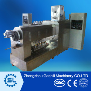 Single-screw pasta making machine macaroni extruder