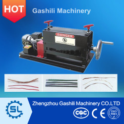Manual&Electric wire stripping machine