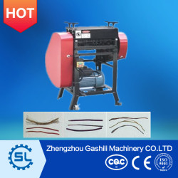 Scrap Wire Stripper/Copper Wire Stripping Machine/Waste Wire Peeling Machine