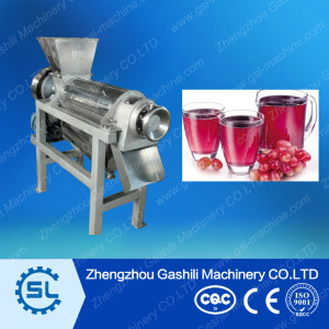 Capacity 1T/H juice extractor for sale