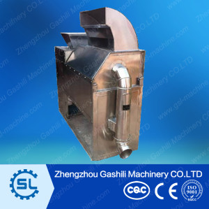 stainless steel soybean peeling machine