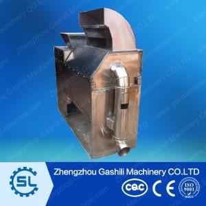 stainless steel soybean peeling machine