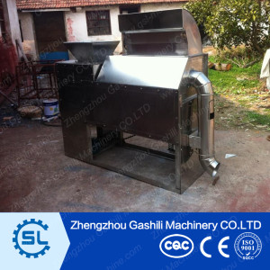 high efficient stainless steel broadbean peeling machine