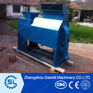 broadbean peeling and splitting machine with competitive price
