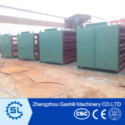 2015 Coal Ball Briquette Conveyor Mesh Belt Dryer Machine