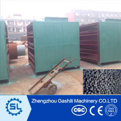 Factory manufactor Coal Ball Briquette Conveyor Mesh Belt Dryer Machine