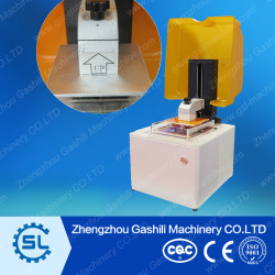 Liquid photopolymer resin for SLA 3D printer