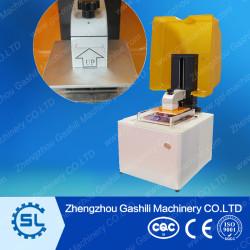 Liquid photopolymer resin for SLA 3D printer