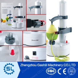 2015 hot sale mini electric type fruit peeling machine