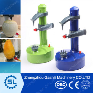Multi-functional vegetable and potato peeling machine