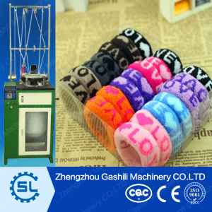 Popular product Jacquard Hairband Knitting Machine