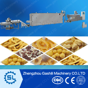 Popular product Puffed Snacks Processing Line for sale