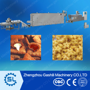 Corn puffed snacks making machine with best price
