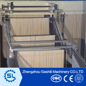 Dry stick noodle making line