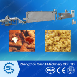 Industrial corn snacks food machine for sale