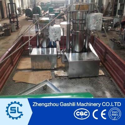 hydraulic olive oil press machine