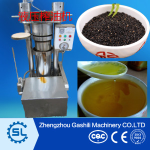 hydraulic nut&seed oil expeller oil press machine