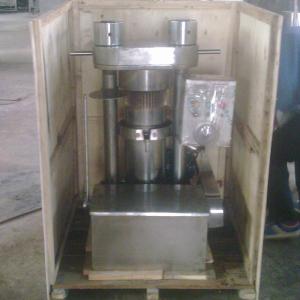 hydraulic nut&seeds oil expeller oil press machine