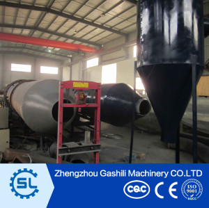 Professional New Type Rotary Drum Dryer for hot sale