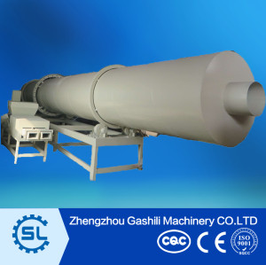 Industry drying machinery rotary drum dryer for wood sawdust