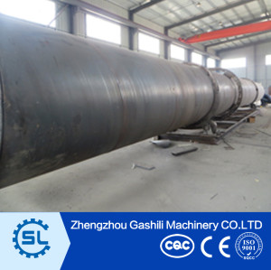 New designed High quality rotary dryer 1000 Drum Drier