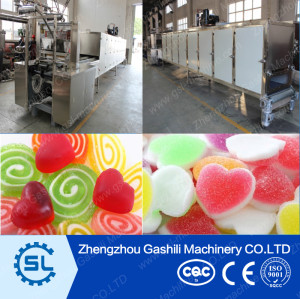 Good performance Starch jelly candy production line