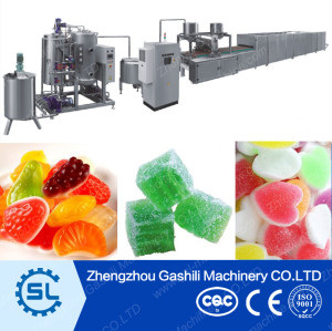 Plant price sweet Candy production line