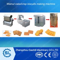 Hot sale different capacity Walnut cake making machine