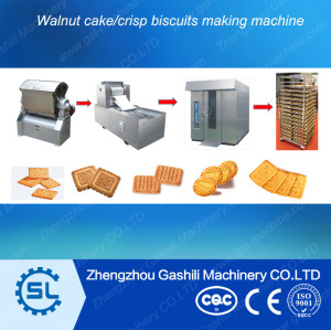 Walnut cake production line for sale