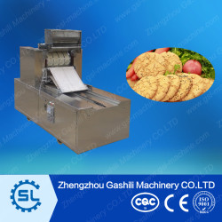 Customized biscuit mold Crisp biscuits machine