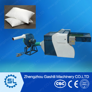 Hot sale machine for stuffing pillow with best price