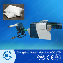 Easy to operate Pillow filling machine for sale
