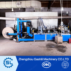 textile widely use fully automatic paper cone making machine