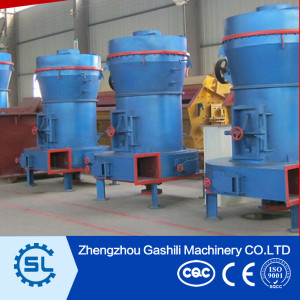 Highly fine powder processing machine raymond grinding mill