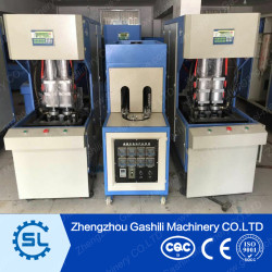 Commerical Hot filling Plastic bottle blowing machine for sale