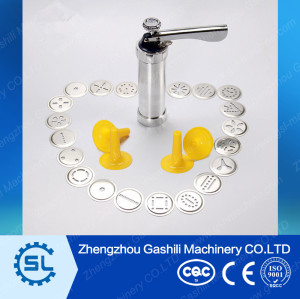 Easy to operate Multi-functional cookie machine