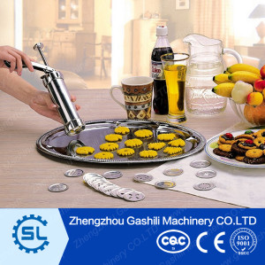 Chinese manufacture Manual Cookie machine for sale