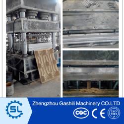China Sawdust wood Pallet making Machine