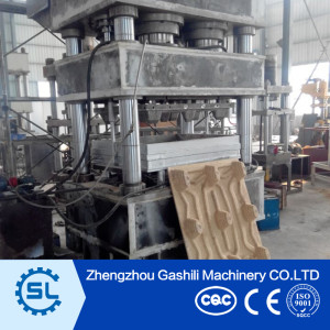 Sawdust Making Machine wood pallet moulding machine from sawdust
