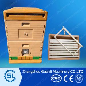 Durable Plastic Bee hellove box for beekeeping