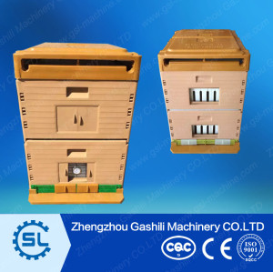 Multi-functional Bee hives with temperature table
