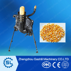 Plant price Corn thresher machine
