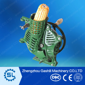 Chinese manufacturer electric corn thresher for sale