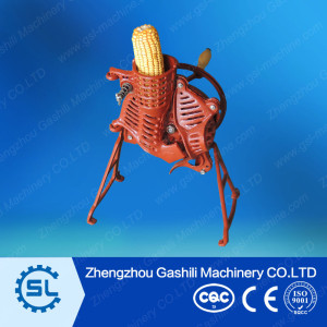 Chinese manufacturer electric corn thresher machine for sale