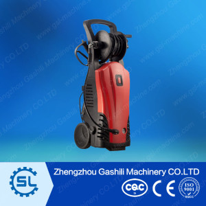 Electric cars High pressure washer with automatic spray foam